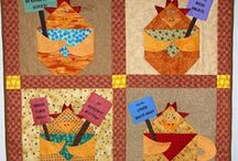 Flew the Coop Designs Patterns and Things / Quilt and kits, plus quilt-related items