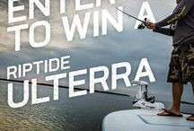 Enter now for a chance to win #ulterra by #MinnKotamotors BBro