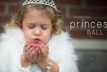 MAGNOLIA'S PRINCESS BALL