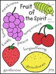 Bible:  Fruits of the Spirit