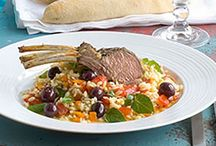 Allyson's greek lamb