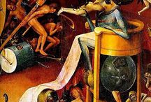 Hieronymous Bosch (and stuff that can be mistaken for Hieronymous Bosch)