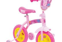 Girls Bike 10 Inches Stabilisers 2-4 Children s Bikes Training Pedal Balance