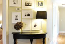 Photo Walls / #photowall / by Karen Tucci