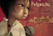 Biblioteca Libros Ilustrados / Mi biblioteca de libros infantiles, libros-álbum, libros ilustrados, etc.
