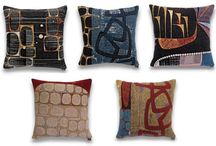 bags dolls cushions / Mostly free machined cushions,