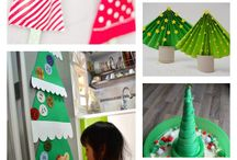 Christmas crafts / by Whitney Schabow