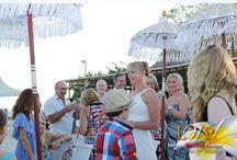 Wedding In Gili Island / http://www.lombokweddingplanner.com/