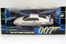Vehiculos JamesBond / The Collection Shopping Bond info@bondcollection.com.ar Vehiculos JamesBond