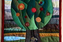 patchwork - inspirations / námety na patchworkovanie