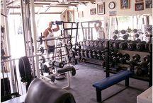 Garage Gym / by Charles Frank Haynes