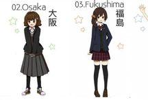 uniform manga et manga divers