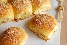 Pães deliciosos