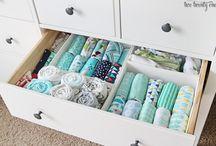 Baby's drawers