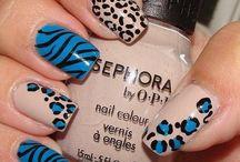 nails/makeup / by Mari Battista