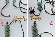 Tutorial For Jewelry / by Rhonda Marrs Jones
