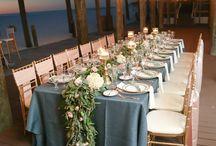 wedding table layout ideas
