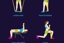 Cvičenie s gumou