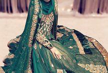 bridal hijab / by Farah Aziz