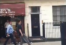 Benedict + Sherlock