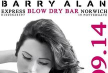 Blow Dry Bar / Party!
