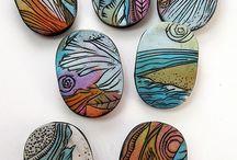 Ζωγραφική σε πέτρες-56