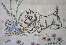 embroidery / 만들고싶은것들 모아모아