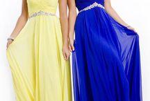 vestidos / vestidos hermosamente hermosos