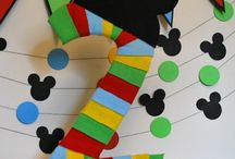 Leo's 1st Birthday / Mickey Mouse Clubhouse theme