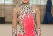 Платье на соревнование