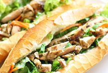 Eat: Sandwiches/Burgers / Casual food, lunch, sandwiches,