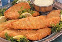Fish  & Sea Food  Recipes  / Fish & Sea Food Recipes  / by Jeanette De Coma-Gaines