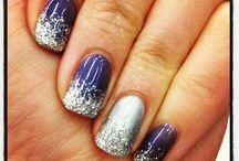 Nails! / by Ashley Bankson