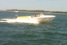 Chris Craft Lancer & boats