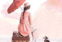 Fashion and Illustration / by Denéa Buckingham