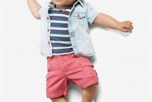 moda para bebe