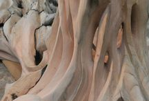 legno scolpiti