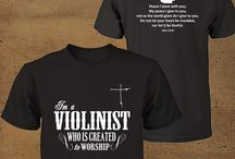 Christian T-Shirts for Violinist Created to Worship / Are you a violinist who always play from their heart? Do not let a heart be troubled and encourage someone to find peace as you play this soothing music. Sharing your talent inspires many people and wearing this hoodie proudly will inspire them more. Reserve one now!  Click here to purchase >>> http://discipletee.com/P29-4 ** Tag, and Share With Your Friends! **