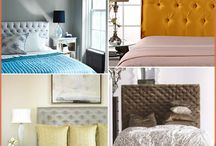 Bedrooms / by Stephanie Rightmire