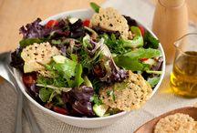Salads... / by Liz Keith