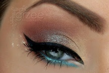 Make-up / by Hallie Shannon