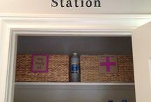 Home pharmacy organization / by Deborah Green
