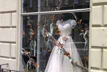 Window Displays / A look at some of our previous window displays!