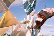 Washing lines