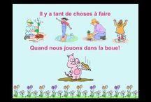 Français divers / Chansons