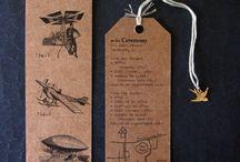 SF Secret Spaces Bookmarks / Designing bookmarks based on San Francisco's Public Places, Secret Spaces.