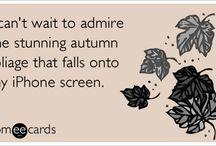 Autumn / by someecards