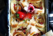 Aus dem Ofen auf den Tisch - Leckere Aufläufe, Crumbles, Strudel, Mehlspeisen / Leckerein direkt aus dem Ofen.  Auflauf, Scheiterhaufen, Schmarrn und vieles mehr. Lecker, süß und einfach!