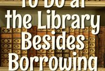 What do you do at your library?
