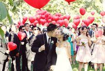 ballon : mariage